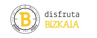 Logo Disfruta Bizkaia