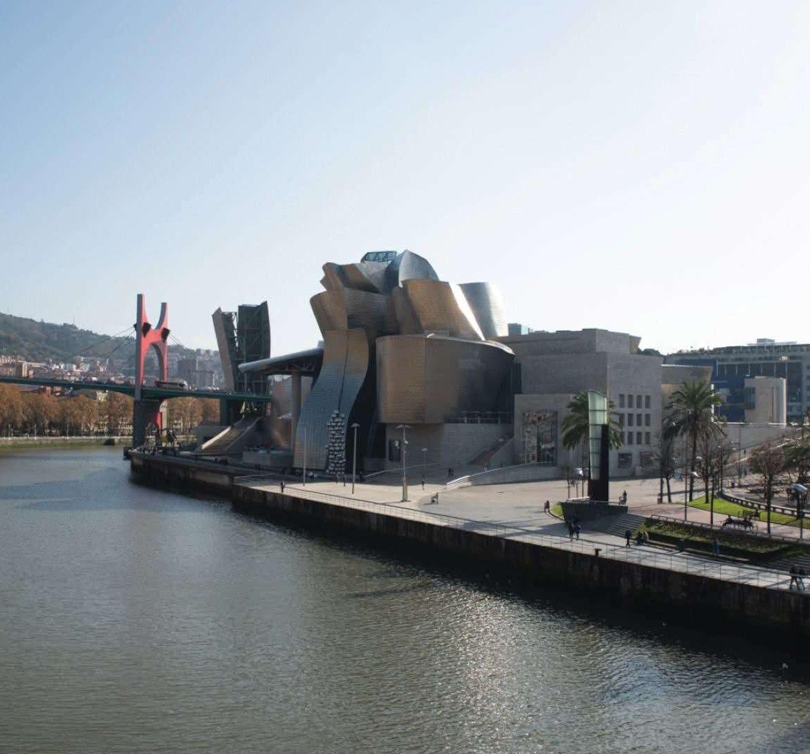 Imagen de portada museo Guggenheim